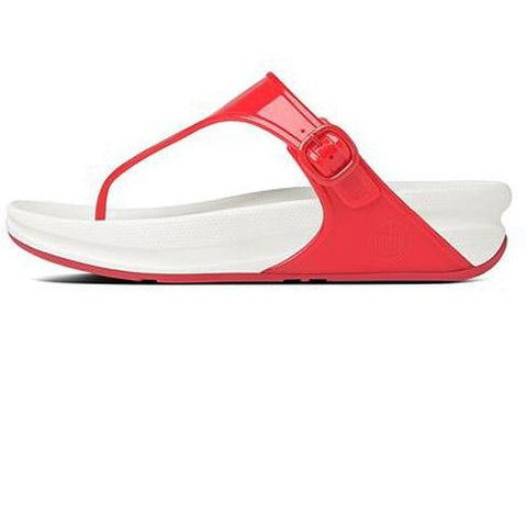 FITFLOP SuperJelly FF Red 404-209