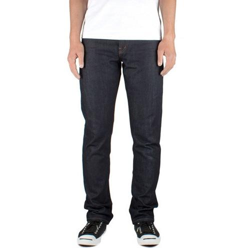 The Unbranded Brand UB101 Skinny Fit Indigo Selvedge
