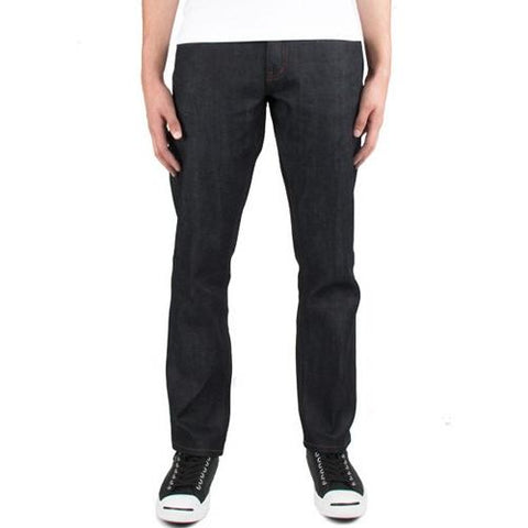 The Unbranded Brand UB122 Skinny Fit 11oz Stretch Selvedge