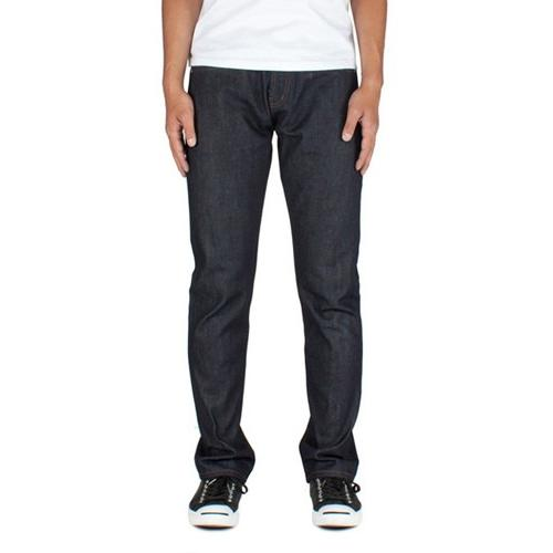 The Unbranded Brand UB201 Tapered Fit Indigo Selvedge