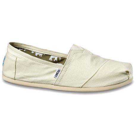 Toms Canvas Men's Classic 001001A07 Natural