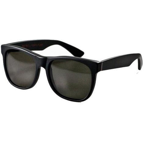Super Sunglasses Ciccio Black Matte 79M