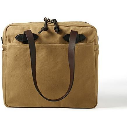 Filson Zip Tote bag Tan 70261