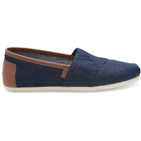Toms Dark Denim Men's Classic 10006553