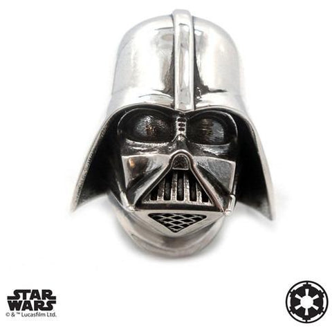 Han Cholo DARTH VADER RING Silver HCSW15