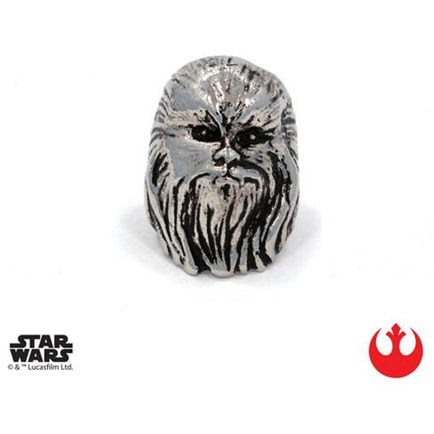 Han Cholo CHEWBACCA RING Silver HCSW13