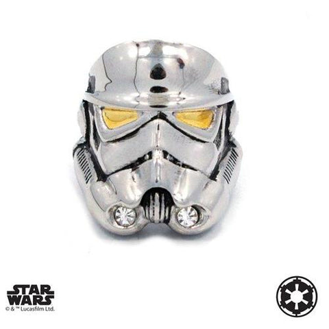 Han Cholo STORMTROOPER RING Silver HCSW16