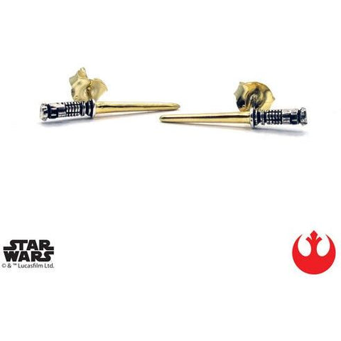 Han Cholo Saber Stud Earrings