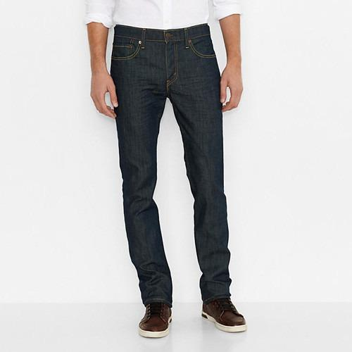 Levi's 511(TM) SLIM FIT JEANS RINSED PLAYA 04511-0408