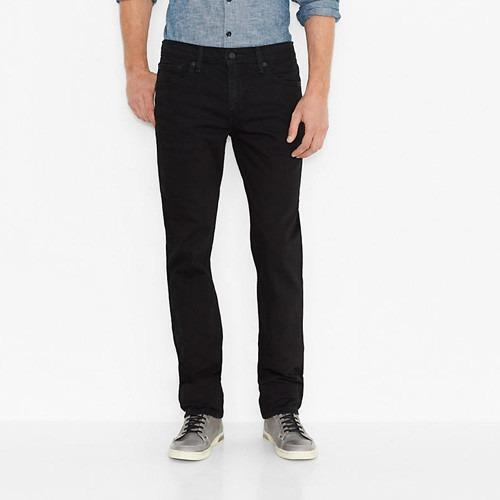 Levi's 511(TM) SLIM FIT JEANS BLACK STRETCH 04511-4406