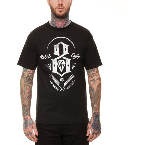 REBEL8 A Cut Above the Rest Tee 315B012401