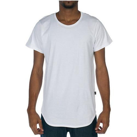 EPTM Top EP5060-WHITE REGULAR E-LONG TEE