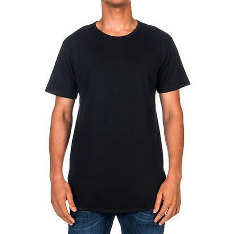 EPTM Top EP5062-BLACK REGULAR E-LONG TEE