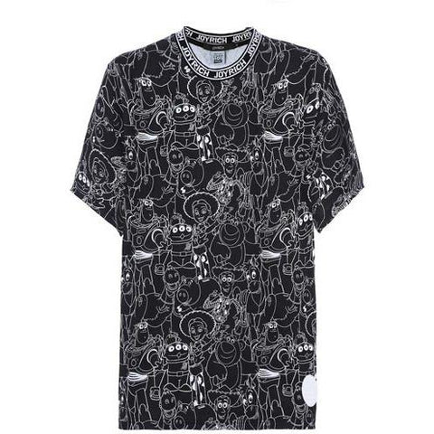 JOYRICH TOY BOX T-SHIRT / BLACK 15-473-00702-BLK
