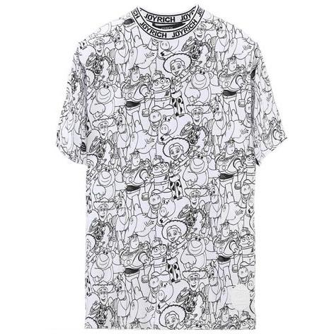 JOYRICH TOY BOX T-SHIRT / WHITE 15-473-00702-WHT