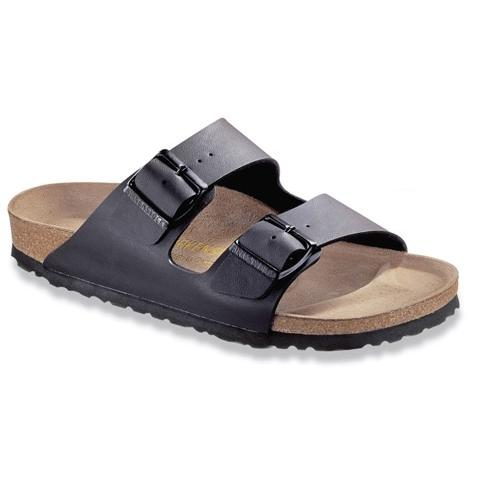 Birkenstock Women's Arizona Black Birko-Flor 051793