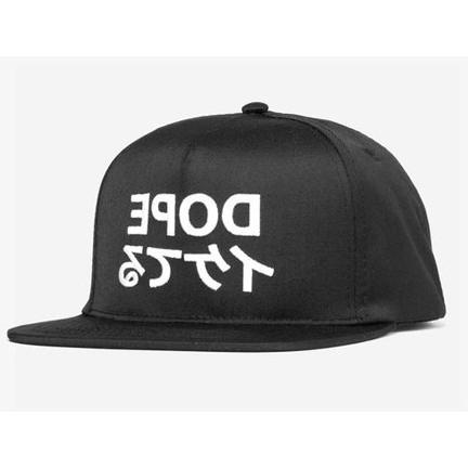 DOPE Loose Translation Nato Strapback Black D1015-H203