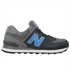 NEW BALANCE Classics Casual Running Shoes Dark Blue/Grey ML574TTC