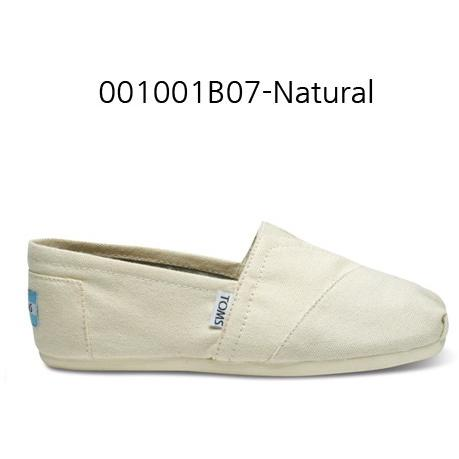 Toms Canvas Women's Classic 001001B07 Natural
