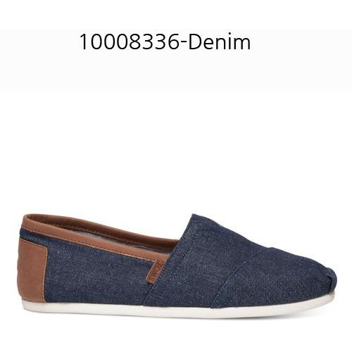 TOMS Denim Trim V2 Mens Classic DarkDenim 10008336