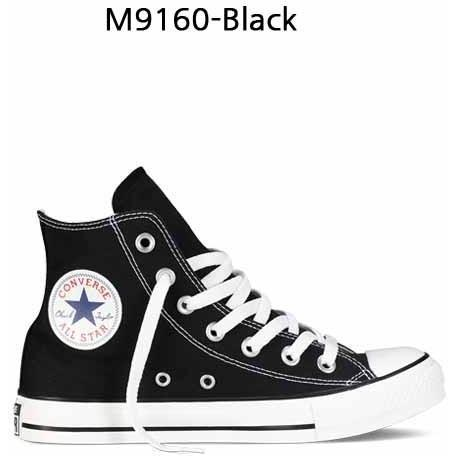 CONVERSE Chuck Taylor All Star High Top Ox Sneaker Black M9160