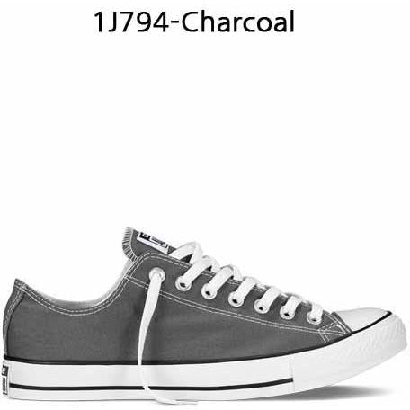 CONVERSE Chuck Taylor All Star Ox Sneaker Charcoal 1J794