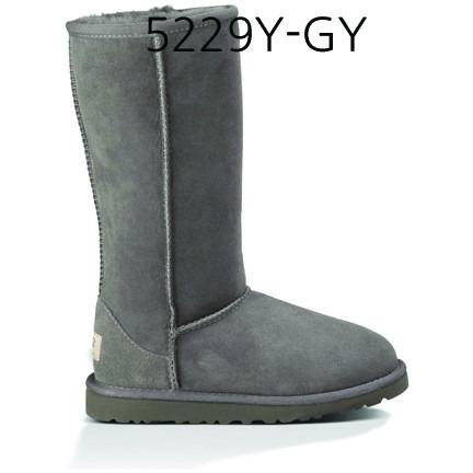 UGG YOUTH CLASSIC TALL Black 5229Y