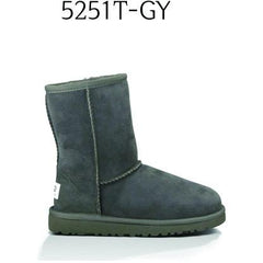 UGG TODDLERS CLASSIC Grey 5251T