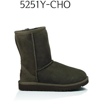UGG YOUTH CLASSIC Chocolate 5251Y