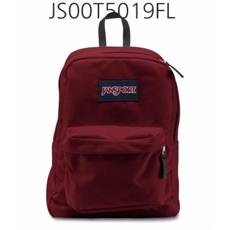 JANSPORT Superbreak Backpack VikingRed JS00T5019FL
