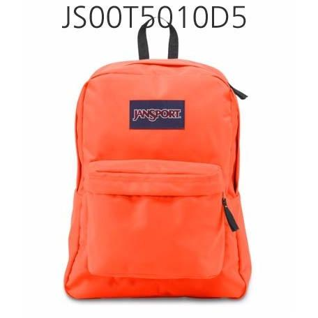 JANSPORT Superbreak Backpack Tahitian/Orange JS00T5010D5