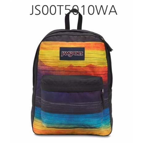 JANSPORT Superbreak Backpack Multi/DesertMirage JS00T5010WA