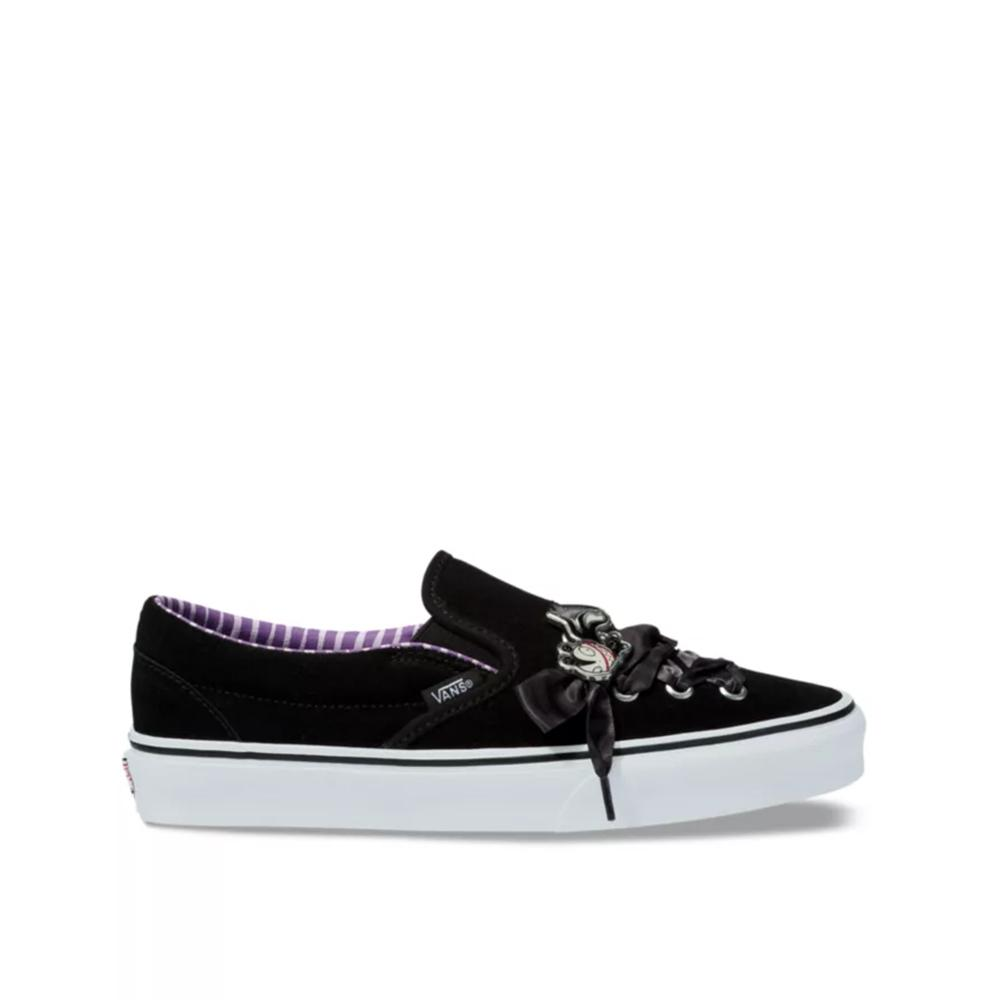 Vans X Disney  Classic Slip-On Lace The Nightmare before Christmas/Haunted mansion VN0A4P3BTC5