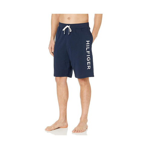 Tommy Hilfiger Men's French Terry Lounge Short Dark Navy 09T3780 410