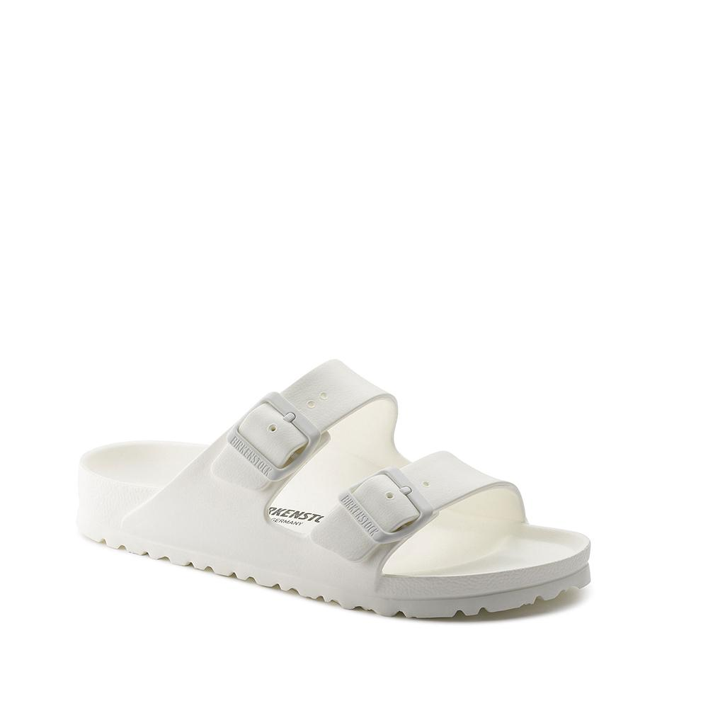 Birkenstock Women's Arizona White Eva 0129443
