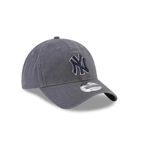New Era New York Yankees Core Classic 9Twenty Adjustable Gray 11591580