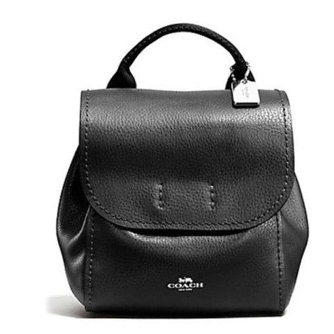 Coach derby  backpack Black F59819