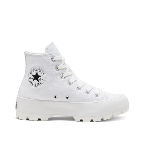 Converse Chuck Taylor All Star Lugged High Top White/Black/White 565902C