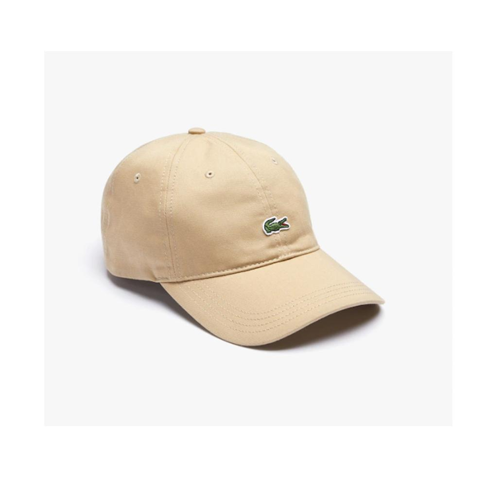 Lacoste Contrast Strap Cotton Twill Cap Viennese RK4714 02S