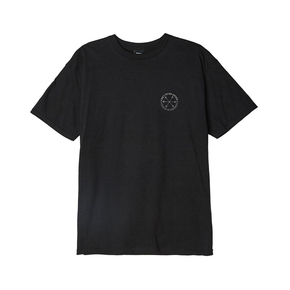 Obey Peaceful Resistance 2 Basic T-Shirt Black 163082296