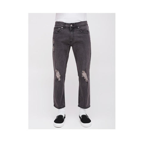 Obey Juvee Flooded Denim II Destoryed black 142010056