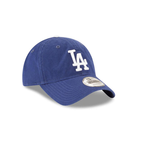 New Era Los Angeles Dodgers Core Classic 9Twenty Adjustable Blue 11591532