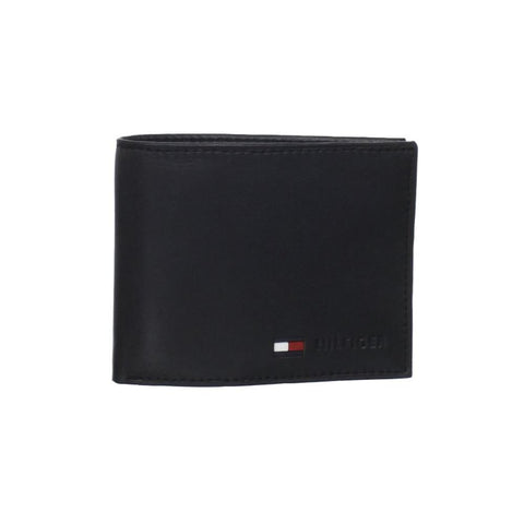 Tommy Hilfiger Men's Stockon Coin Wallet Black 31TL25X020