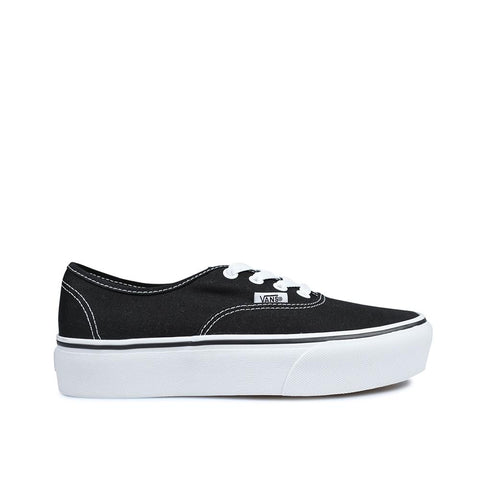Vans Authentic Platform Black VN0A3AV8BLK