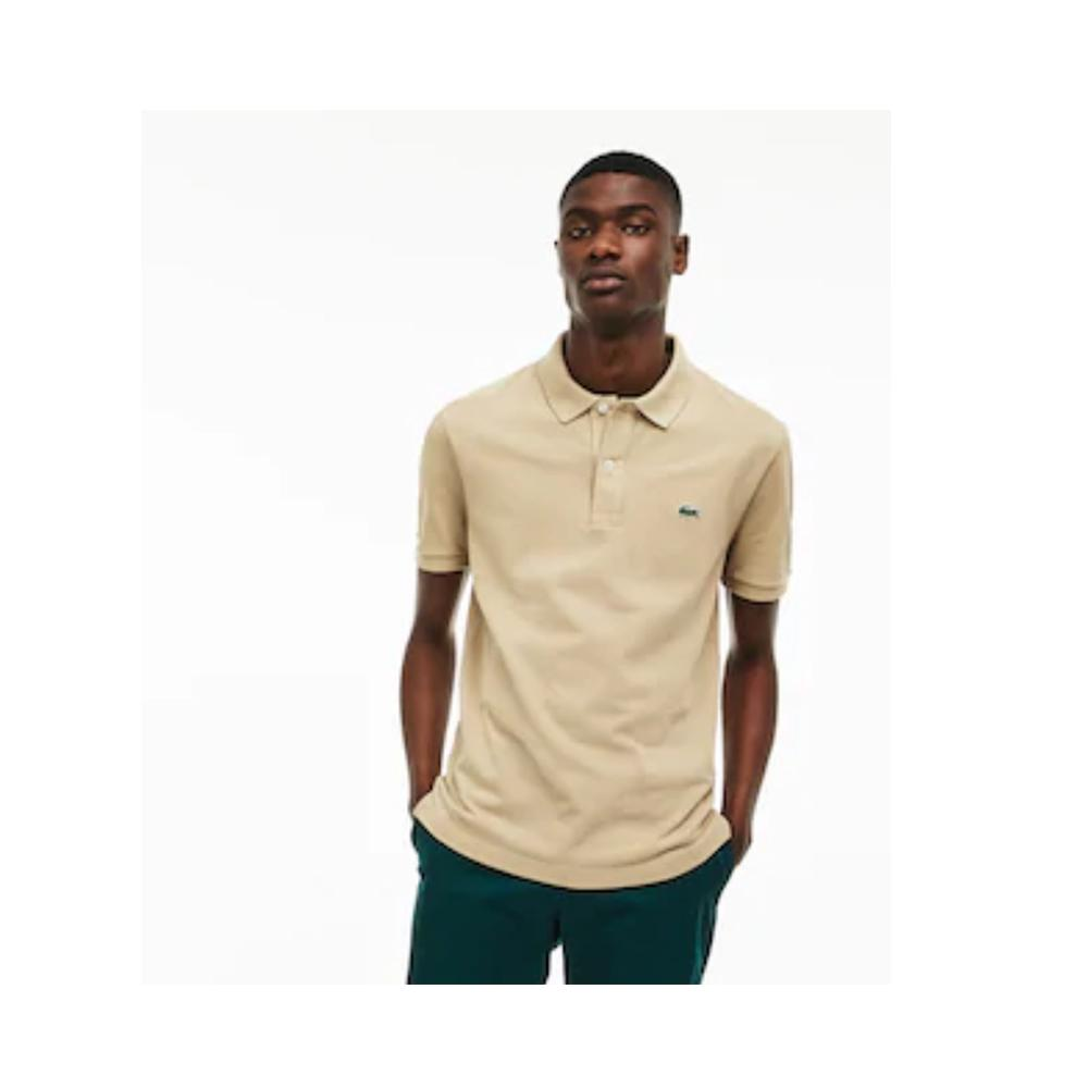 Lacoste Men's Slim fit Petit Pique Polo Shirt Viennese PH4012-51 02S