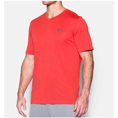 Under Armour Men's UA Tech V-Neck T-Shirt 1253534-693 POM/Graphite - APLAZE