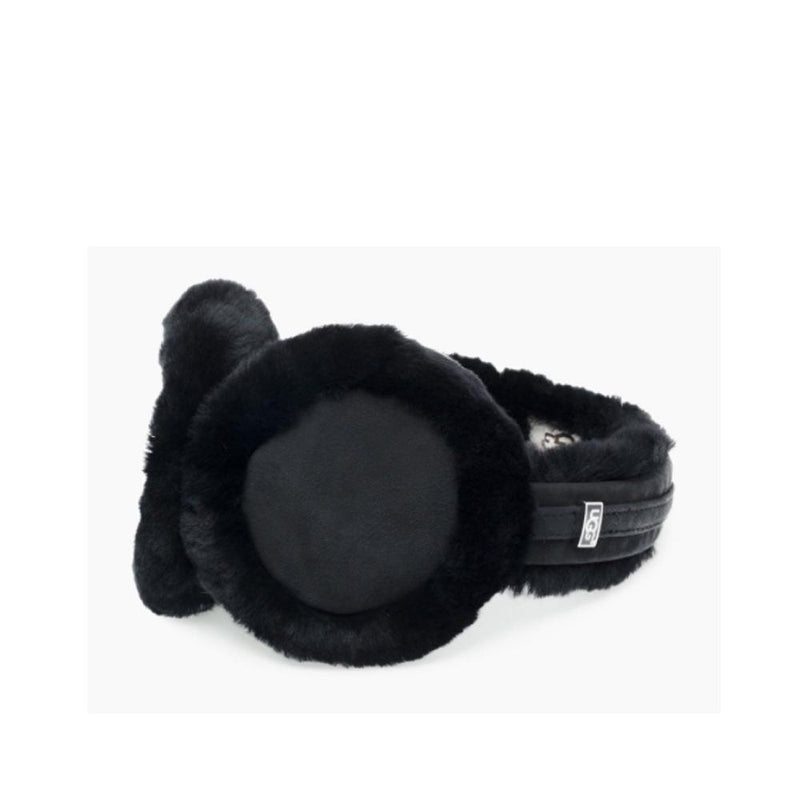 Ugg Earmuff With Speaker  Black 11976