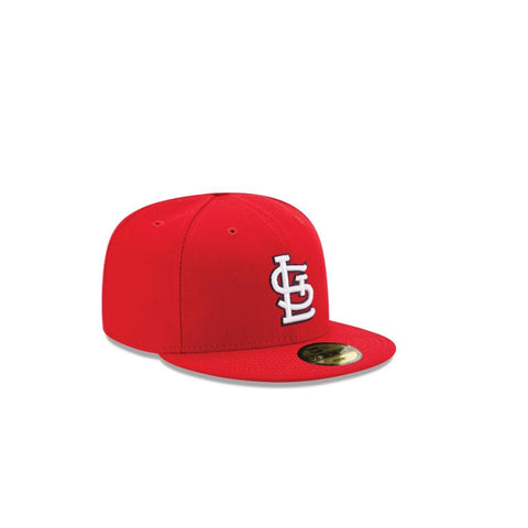 New Era KIds St. Louis Cardinals My 1St Authentic Collection 59Fifty Fitted Home 11437957