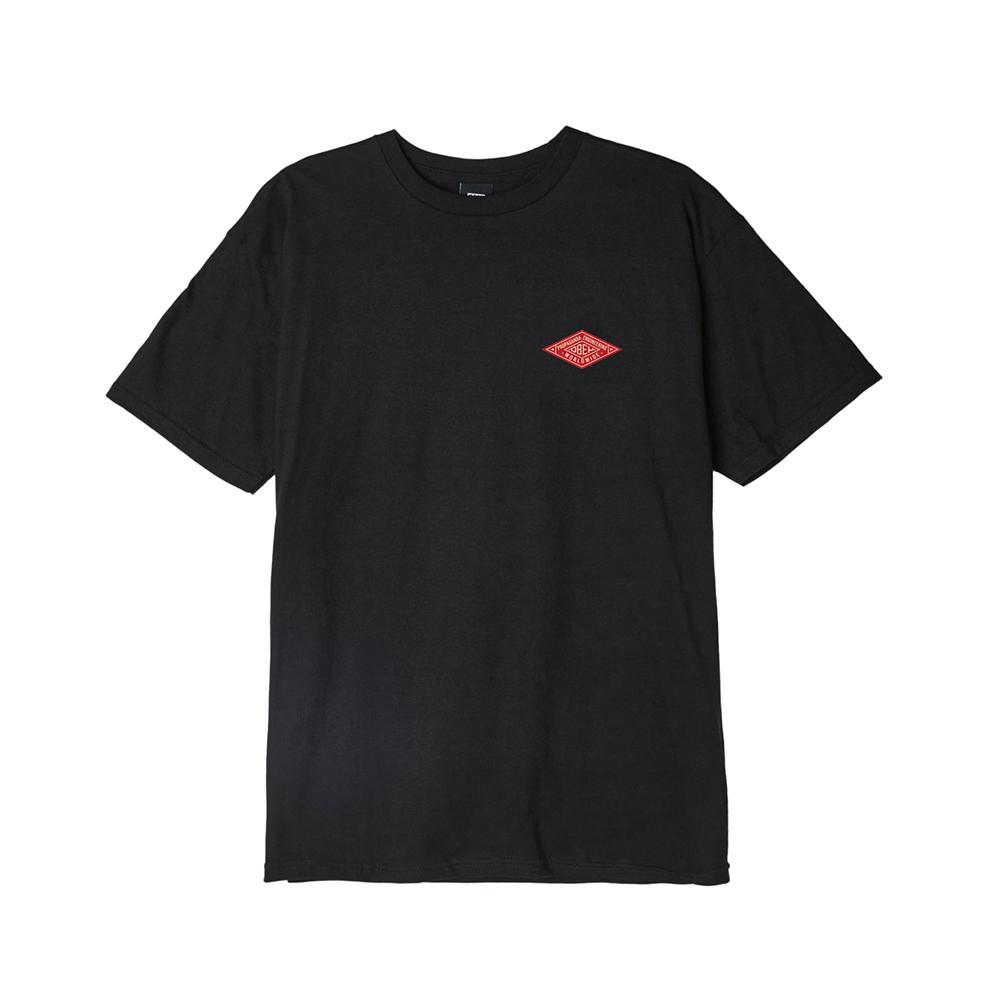 Obey Prop. Engineering Basic T-Shirt  Black 163082332