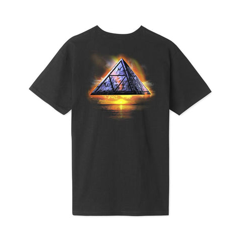 Huf Ancient Aliens S/S Tee Black TS01009